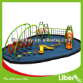 Spider Man funny kids outdoor playground equipment LE.ZZ.003 for park, perfect playground structure for outside cool play