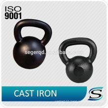 6kg cast iron kettlebell