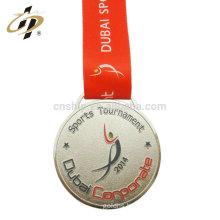 Die casting custom metal cheap sports soft enamel logo medals