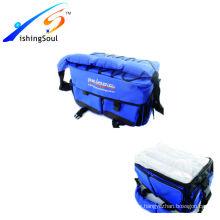 Bolsa de aparejos de pesca FSBG036 con caja de pesca