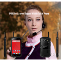 IP68 Stoßsicheres Rugged Walkie Talkie Radio