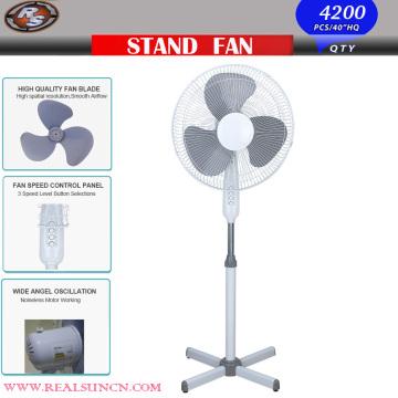 Вентилятор стойки высокого качества 16inch без света без отметчика времени