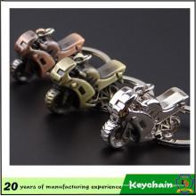 Schlüsselanhänger Metall Motorrad für Förderung