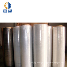 High Quality Plastic Pe Lldpe Pallet Wrap Stretch Film On Roll