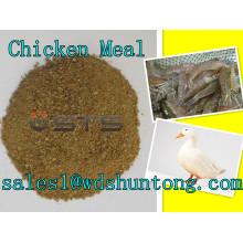 Куриная мука (протеин 65%) для кормления-горячий животное Сал