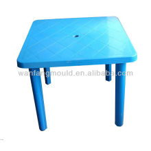 Kunststoff-Tischgießerei-Hersteller in Taizhou China Tisch Formenbau