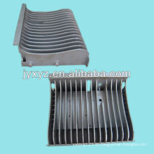 Las piezas de la máquina del OEM mueren el disipador de calor de aluminio del bastidor