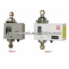 FSD35C differential pressure control (oil pressure control)