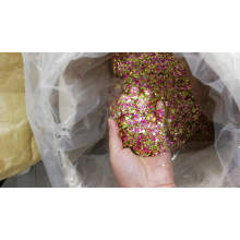 Chunky Glitter in gemischter Farbe für Nail Art