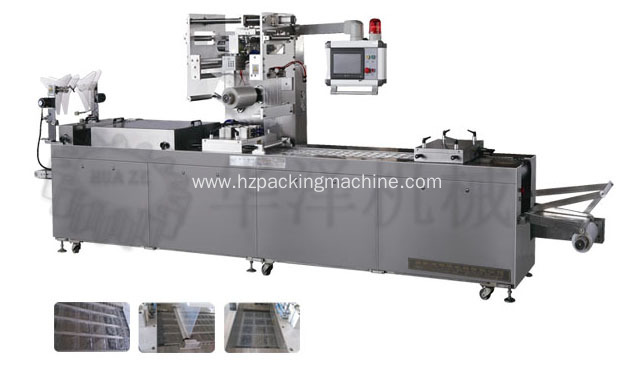 China supplier high quality food thermoforming vacuum packing machine