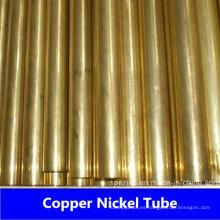 C70600 Tubería de níquel de cobre nítido