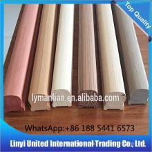 Venta al por mayor de madera voluminosas / barandillas Sapeli, Teak etc.