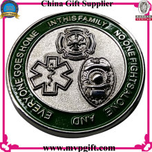 Bespoke Challenge Coin with 3D Logo