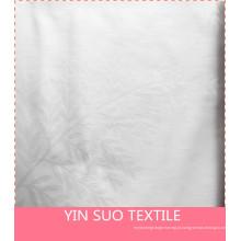 C80x80, branqueado, largura extra, sain, uso da cama, cama do hotel, jacquard, tecido têxtil