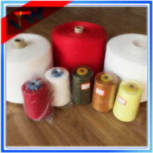 Dyed 100% spun polyester sewing thread 40s/2 5000m