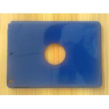 Peças de nylon plásticas do PVC do PC dos PP POM do ABS