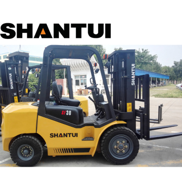 3 Ton Cheap Forklift Price with Good Performance