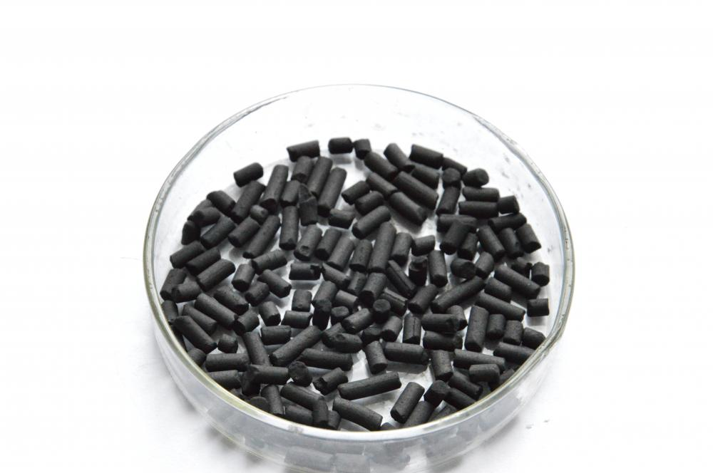 4MM PELLET ANTRACITA CARBONO