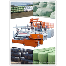 Grass Wrapping Silage Film Making Machine in China