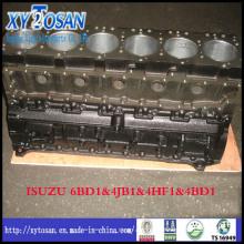 Good Quality 4bd1/4bd1t V8 Diesel Engine Cylinder Block for Isuzu
