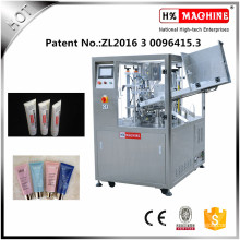 Plastic Packaging Material Soft Tube Filling And Sealing Machine