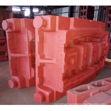 China factory Lathe bed casting,lathe stand casting