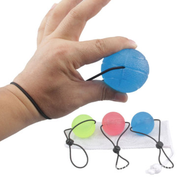 Custom Logo Office Leisure Anti-drop TPR Stress Decompression Balls
