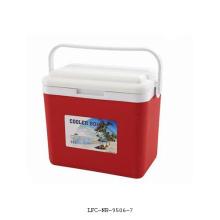 Refroidisseur en plastique de 15 litres, glacière, glacière en plastique