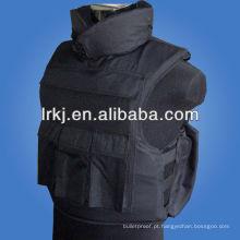 Todo o estilo de proteção NIJ IV aramid armour corpo leve