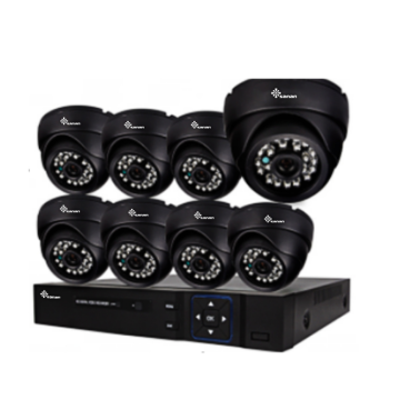 Kit CCTV IR Night 2MP AHD
