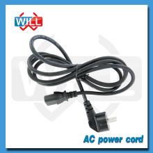 Câble du cordon d'alimentation de l'ordinateur VDE pour imprimante