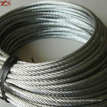 6x37 steel wire rope for crane