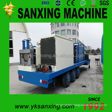 SANXING K QSPAN BUILDING MACHINE914-700/QSPAN ARCHSHEET ROOF FORMING MACHINE