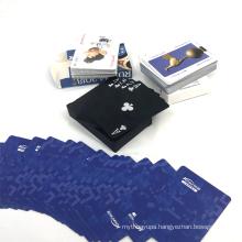 Custom high quality poker cards bonus playing card printing