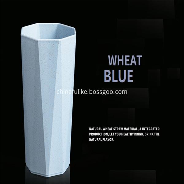 Plastic Blue Cup