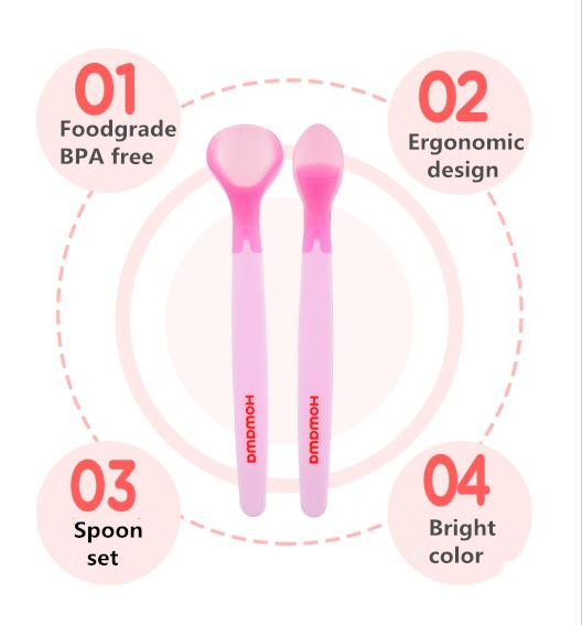 Baby Tableware Spoon