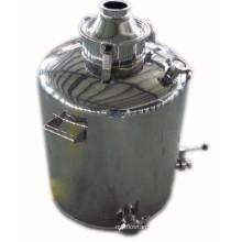 Aço Inoxidável 50-500L Moonshine Still