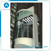 Commercial Beautiful Designed Panoramic Elevator Observation Lift