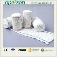 Kreppbandage (medizinische elastische Crepe oder Baumwollkreppbandage)