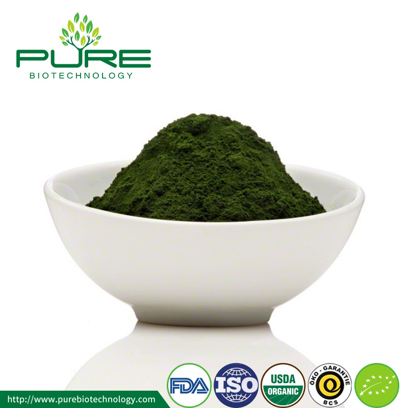 Certified Organic chlorella extract powder