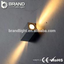 Fabricante Montado na parede para cima e para baixo LED Light, para cima e para baixo LED Wall Light