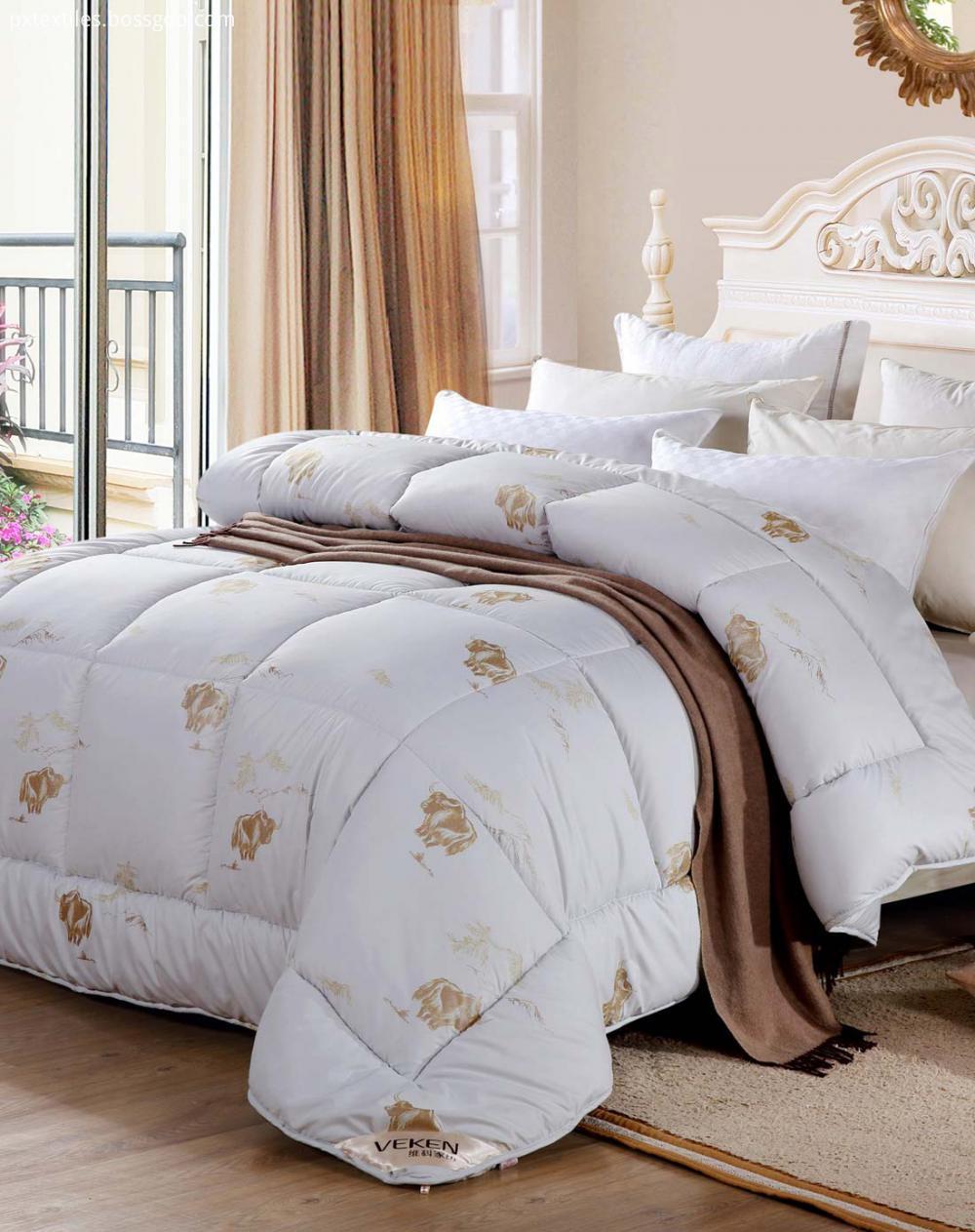 Polyester Supper Soft Comforter Set