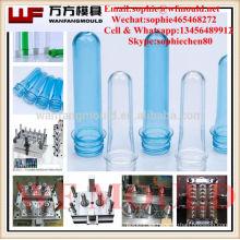China proveedor producción molde de preformas de 5 galones / molde de preformas de PET de múltiples cavidades con corredor caliente