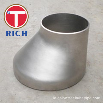 TORICH GB / T12459 Welded Stainless Steel ECC RED DN15-DN1200