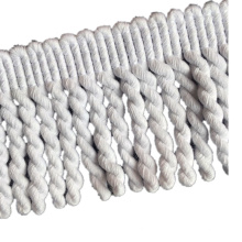 Cotton Lace Trimming for Round Beach Towel Fringe