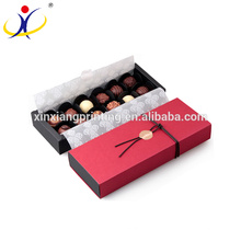 Best Choice Customized Chocolate Paper Packaging Box with Lid