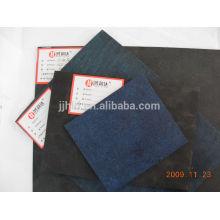Высокопрочный лист из дюропласта из углеродного волокна