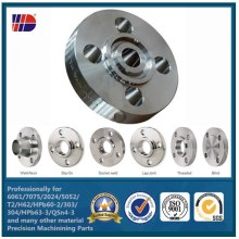 JIS Slip-on Welding Steel Pipe Flange