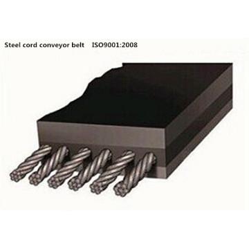 ST1000 Stahlschnur-Förderband