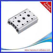 Airtac Tipo 4V colector para la base de la electroválvula